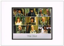 Allo Allo Cast Autograph Signed Photo
